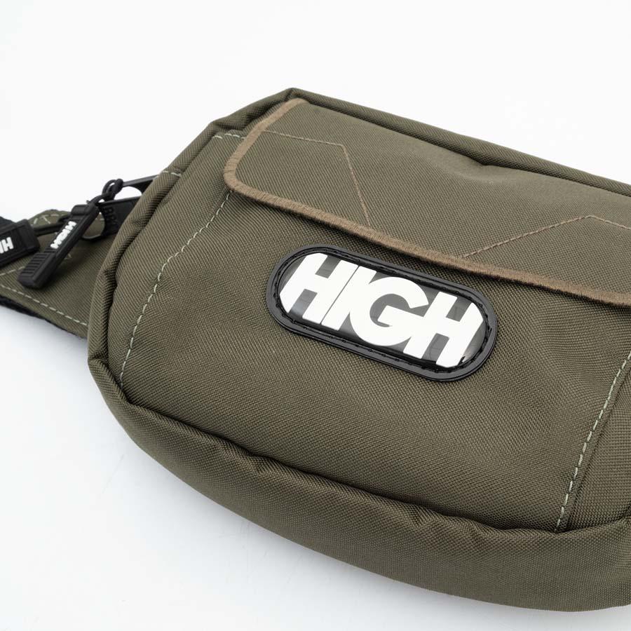 Shoulder Bag High Small Waist Bag Green