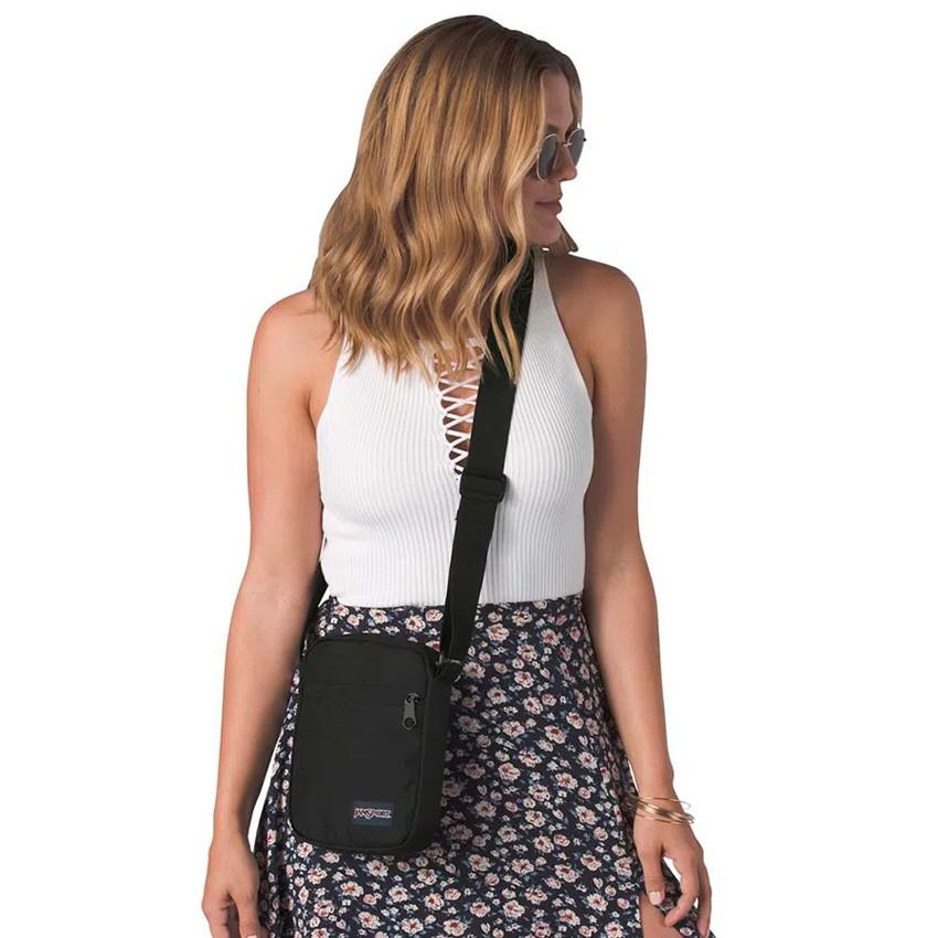 Shoulder Bag Jansport Weekender Preta