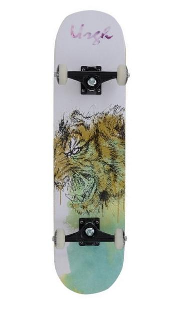 Skate Urgh Iniciante Tigre Water