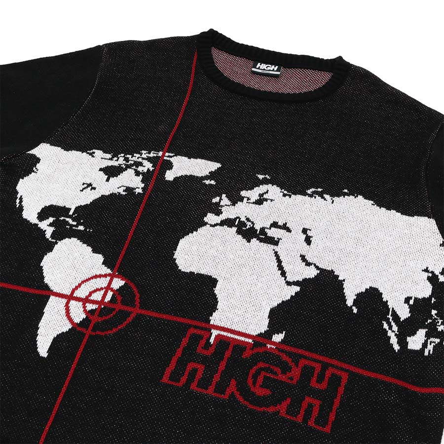 Sueter High Sweater Mundi Black