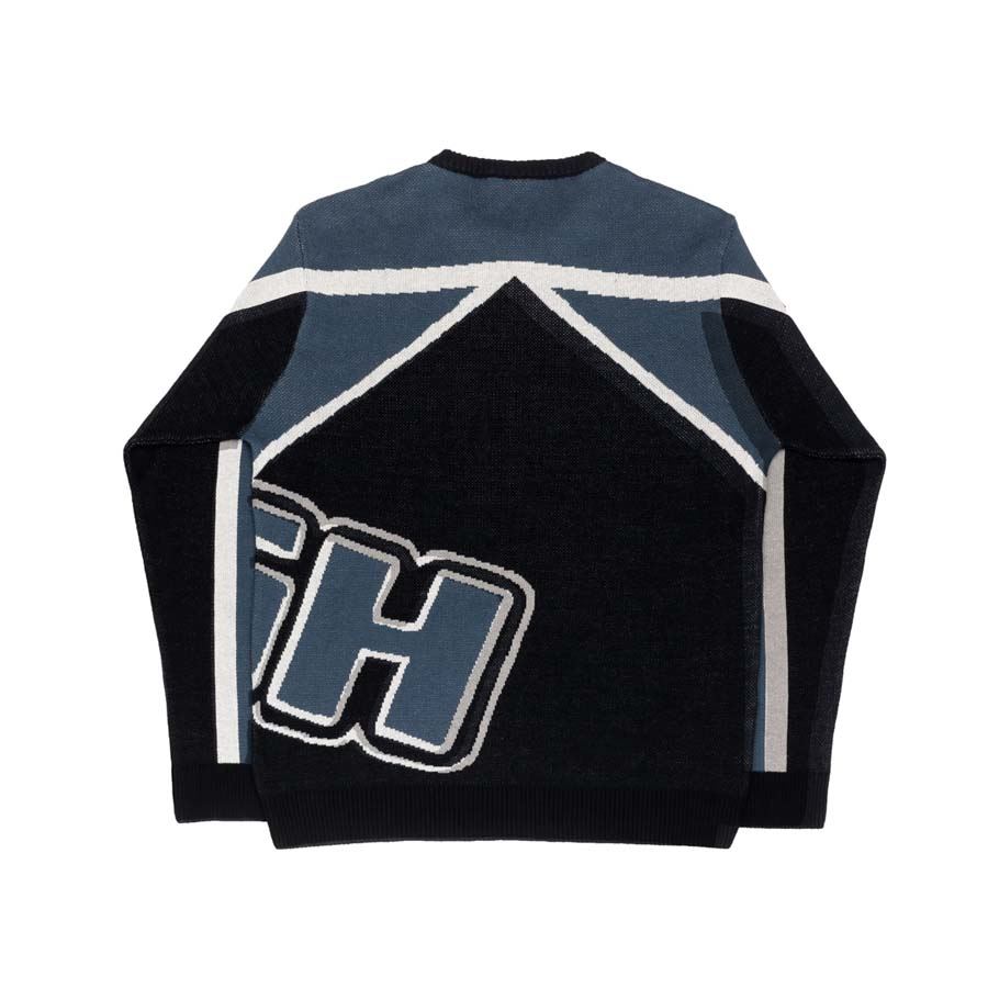 Sweater High School Black/Grey