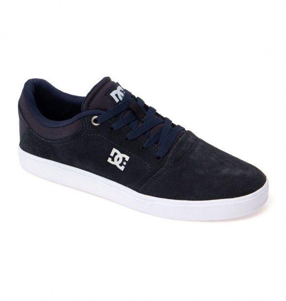 Tênis DC Shoes Crisis Navy