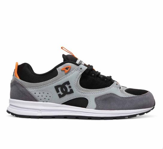 Tênis DC Shoes Kalis Lite Imp Black/Orange