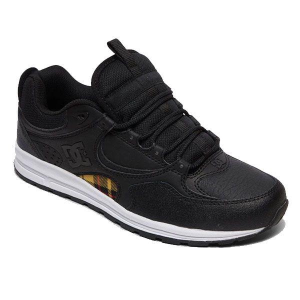 Tênis DC Shoes Kalis Lite Imp Black/Plaid
