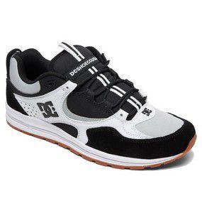Tênis DC Shoes Kalis Lite Imp White/Grey