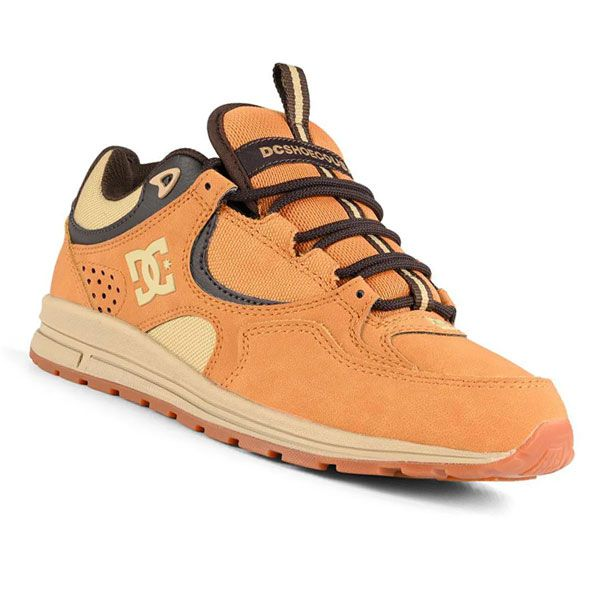 Tênis DC Shoes Kalis Lite SE Wheat