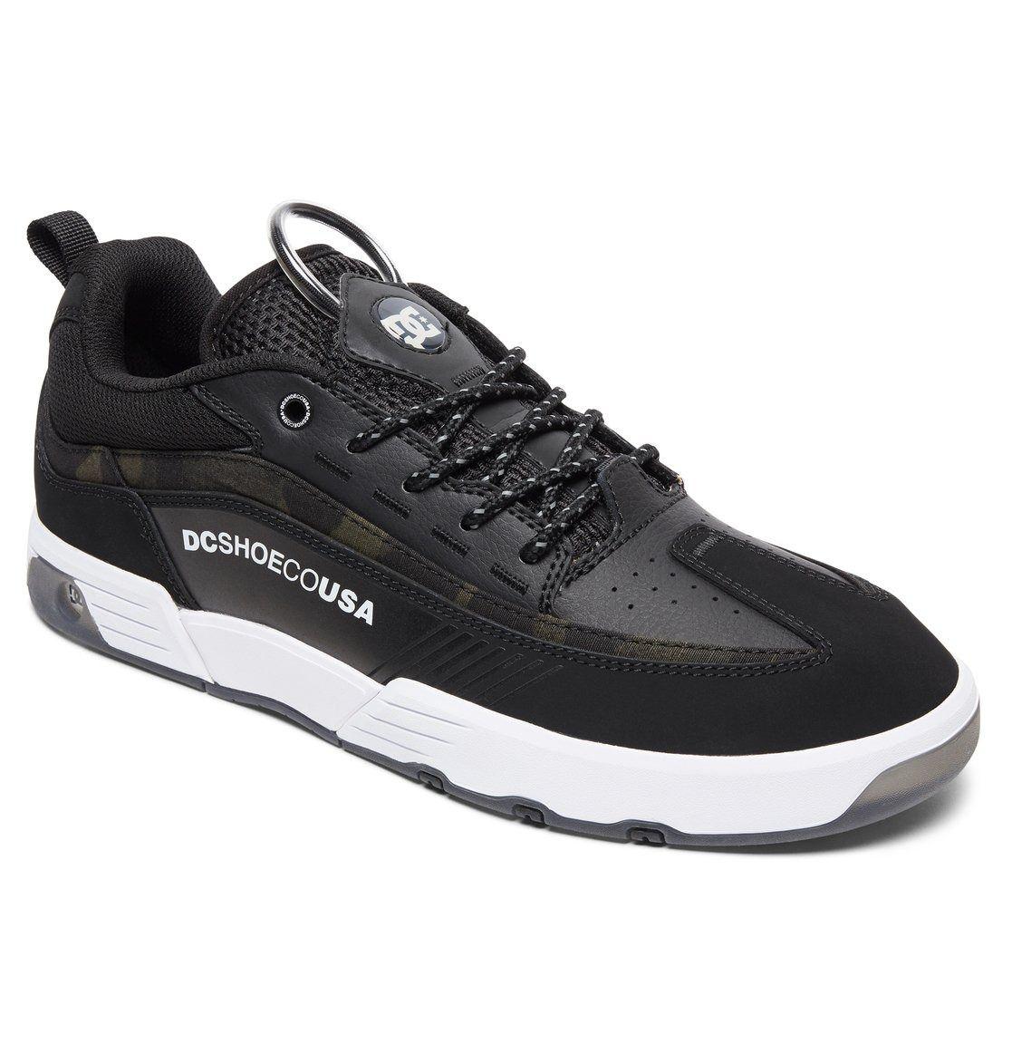 Tênis DC Shoes Legacy 98 Slin Black Camo