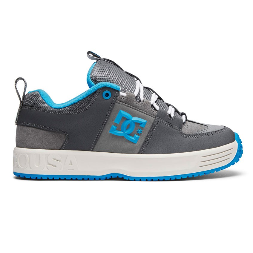 Tênis DC Shoes Lynx Utmost OG Ice Blue Charcoal