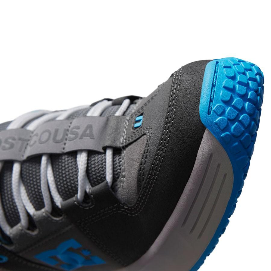 Tênis DC Shoes Lynx Utmost OG Ice Blue Charcoal