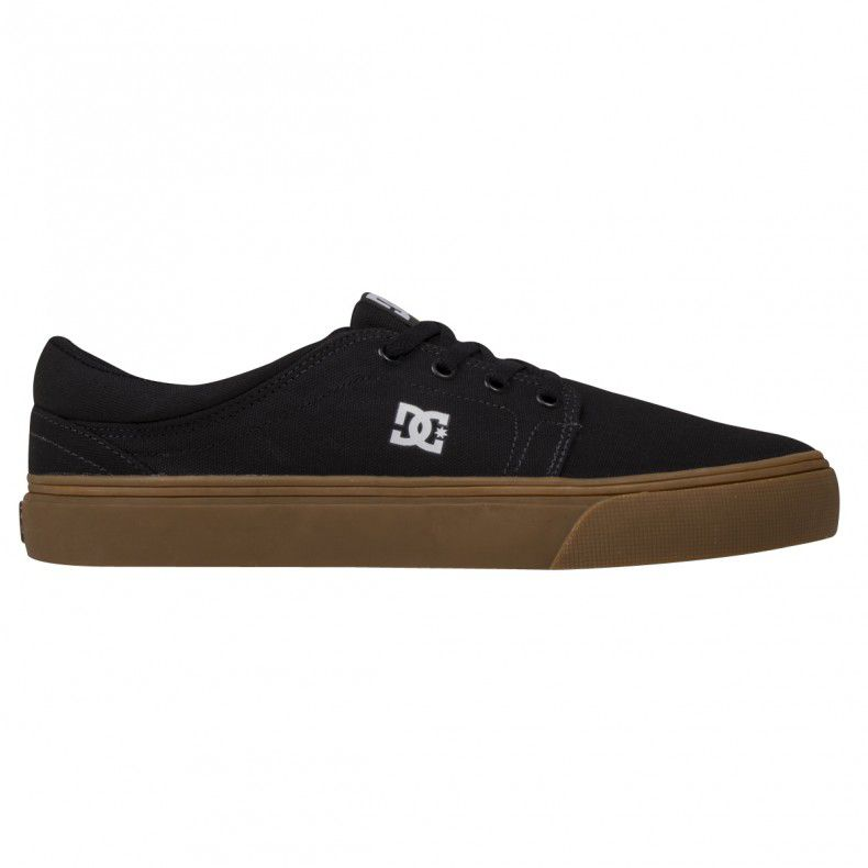 Tênis DC Shoes Trase Black Gun