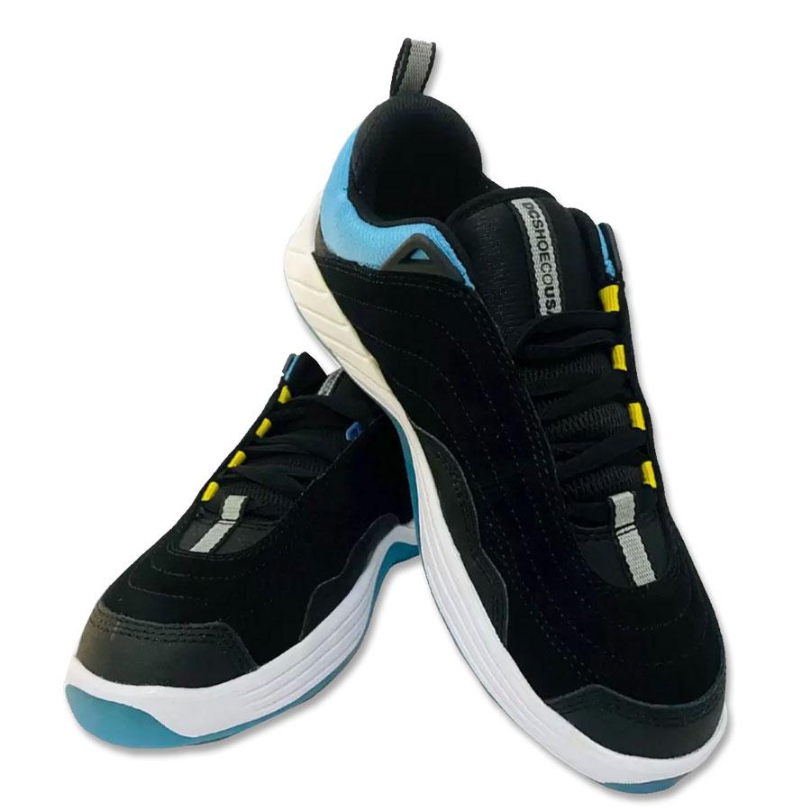 Tênis DC Shoes Williams Slim S Imp Black Blue
