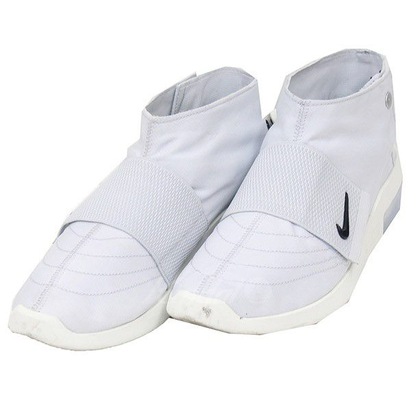 Tênis Nike Air Fear Of God Moccasin Platinum