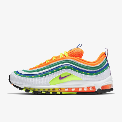 Tênis Nike Air Max 97 London On Air Pack