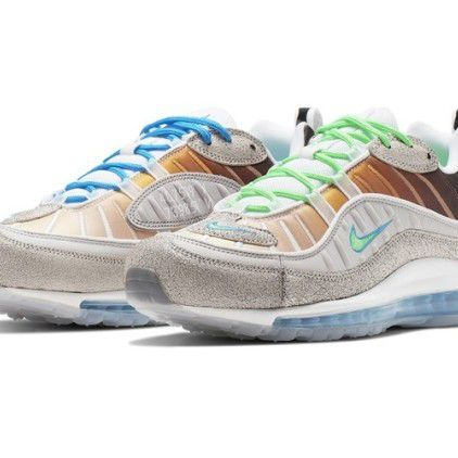 Tênis Nike Air Max 97 NYC On Air Pack