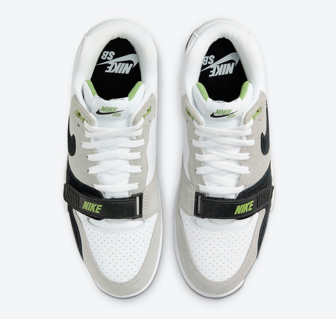 "Tênis Nike SB Air Trainer 1 ""Chlorophyll"""