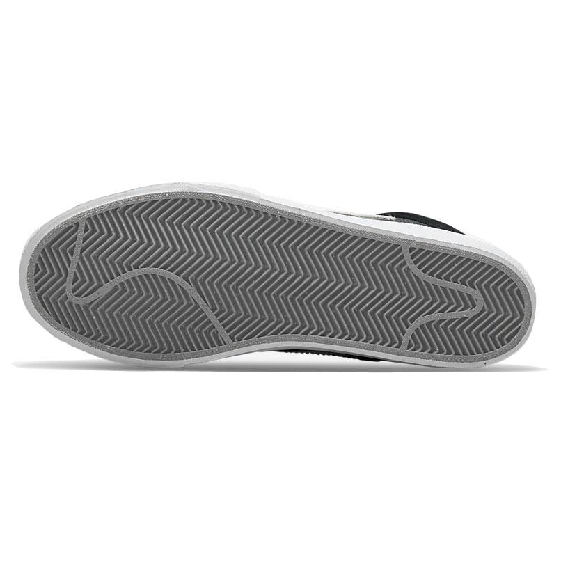 Tênis Nike SB Zoom Blazer Mid Premium Preto