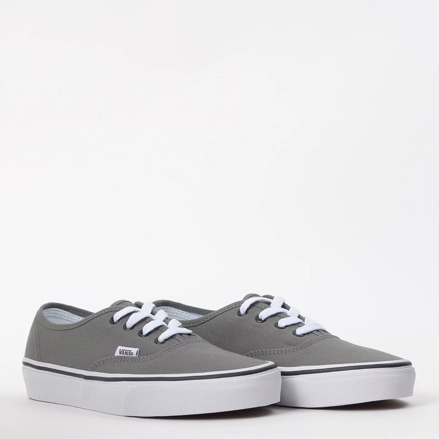 Tênis VANS Authentic Pewter Black