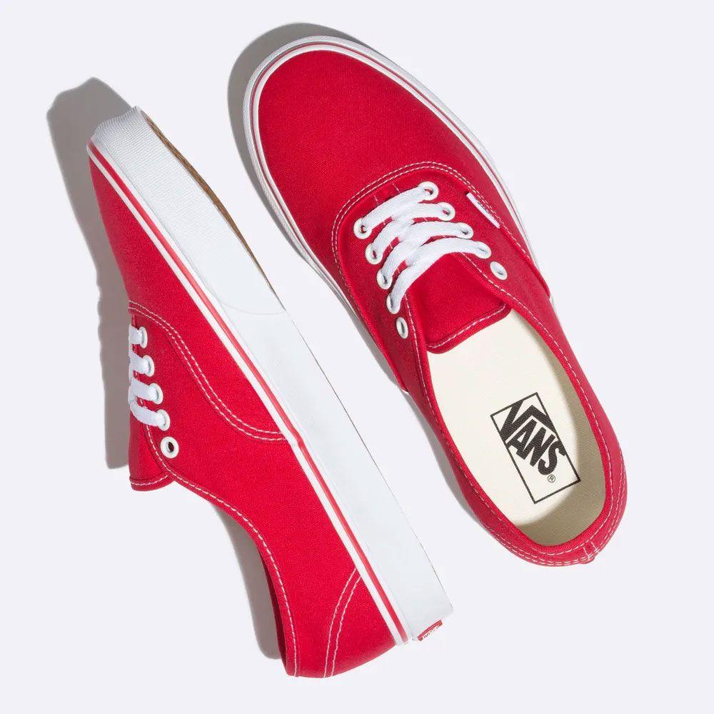 Tênis VANS Authentic Red