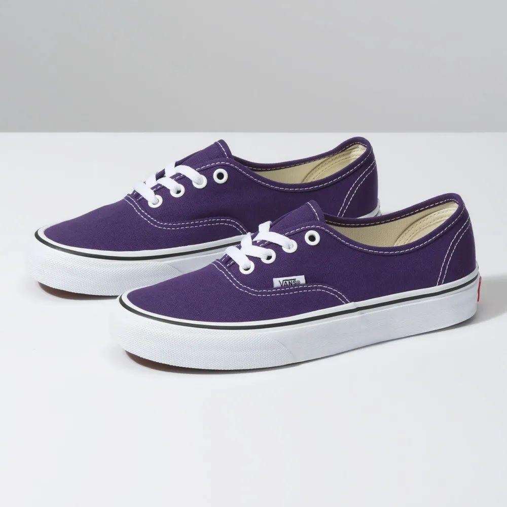 Tênis VANS Authentic Violet Indigo/True White