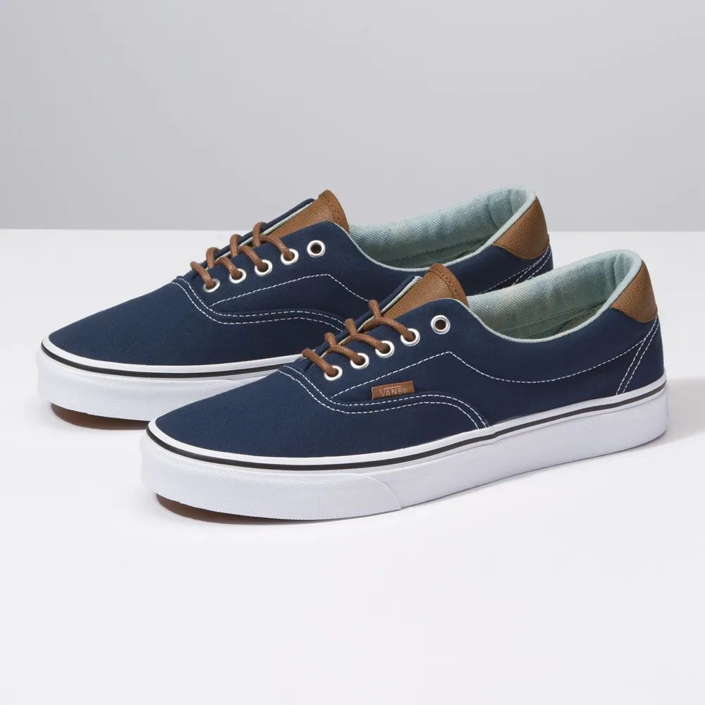 Tênis VANS Era 59 (C&L) Dress Blue/Acid Denim