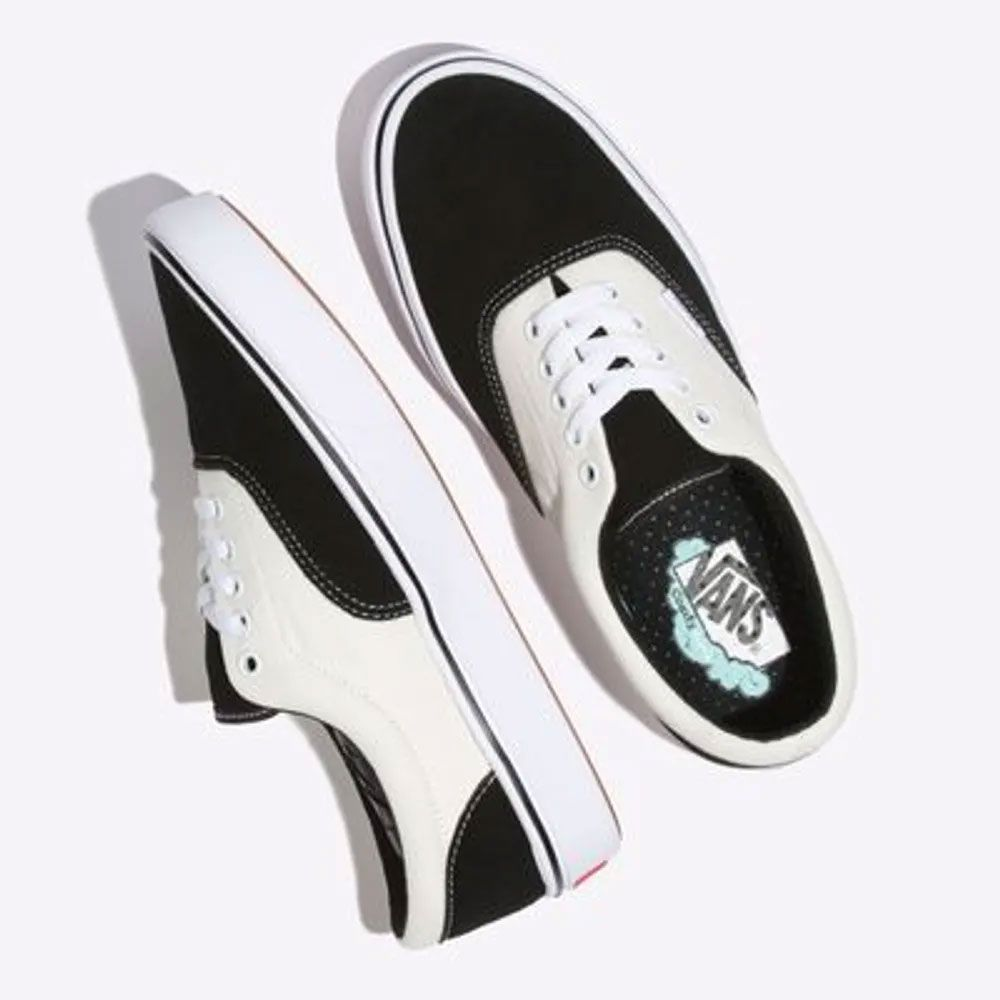 Tênis VANS Era Comfycush Suede Canvas Black Mars