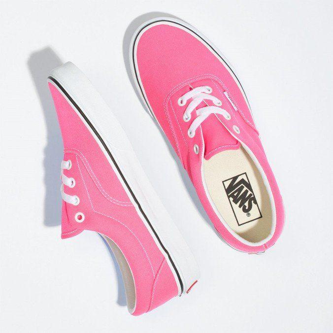 Tênis Vans Era Neon Rosa