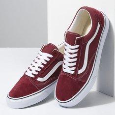 Tênis Vans Old Skool Vinho