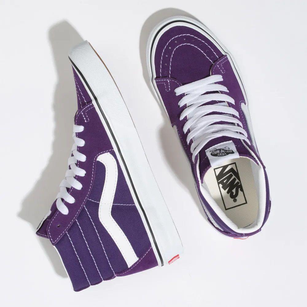 Tênis Vans Sk8-Hi Violet Indigo