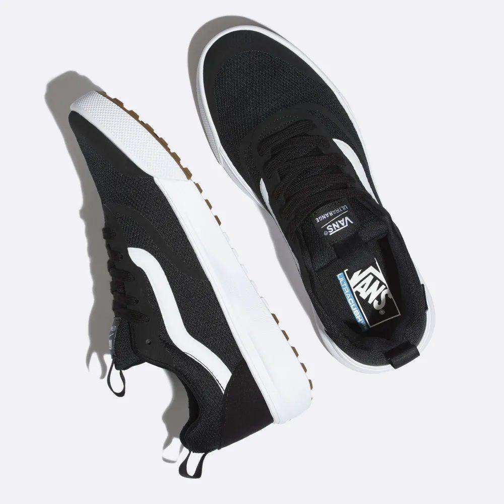 Tênis Vans Ultrarange Rapidweld Black/White