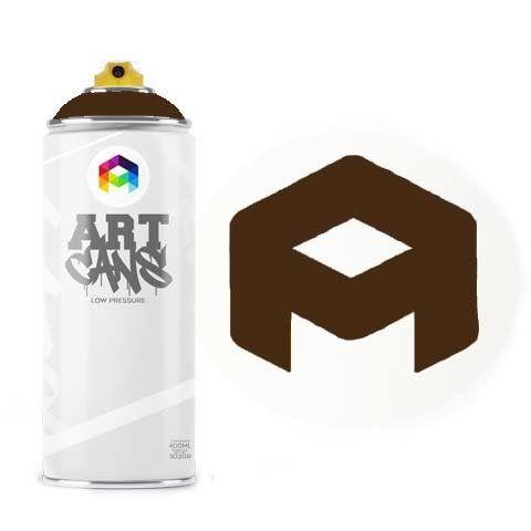 Tinta Spray Art Cans Nut 400ml