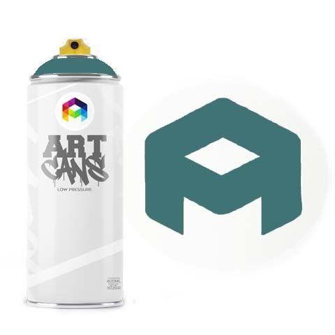 Tinta Spray Art Cans Ocean Blue 400ml
