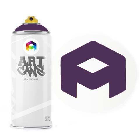 Tinta Spray Art Cans Purple 400ml