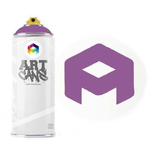 Tinta Spray Art Cans Violet 400ml