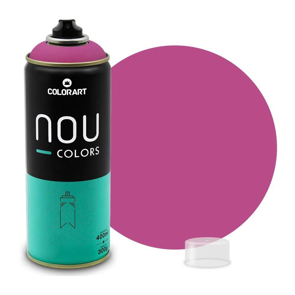 Tinta Spray NOU Açaí 400ml