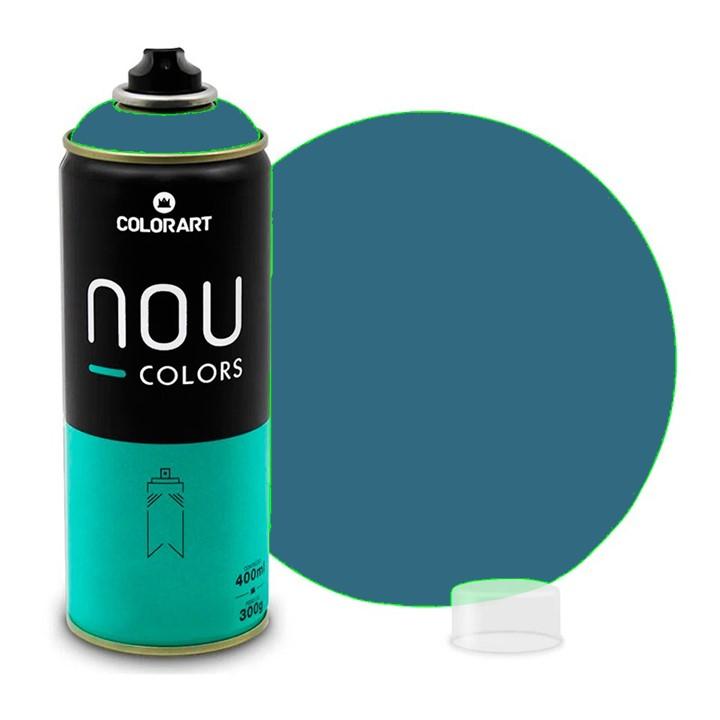 Tinta Spray NOU Azul Lost 400ml