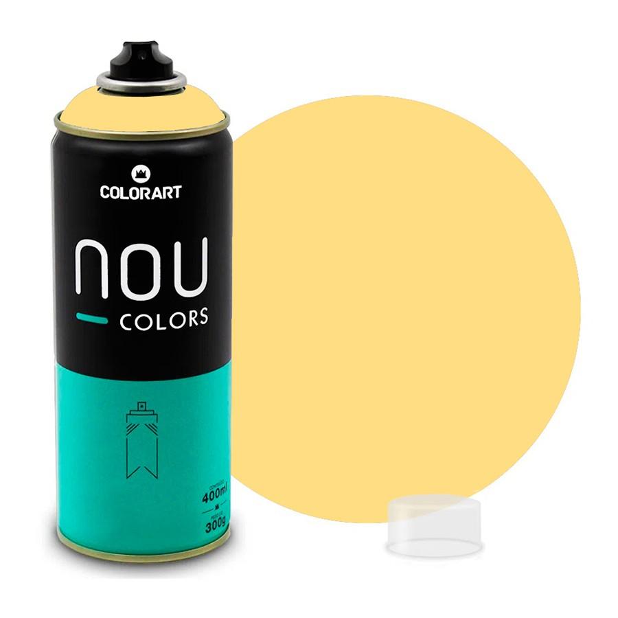 Tinta Spray NOU Canário 400ml