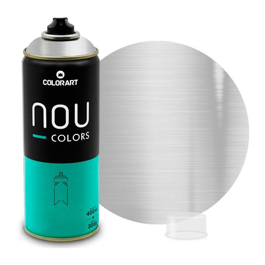 Tinta Spray NOU Cromo 400ml