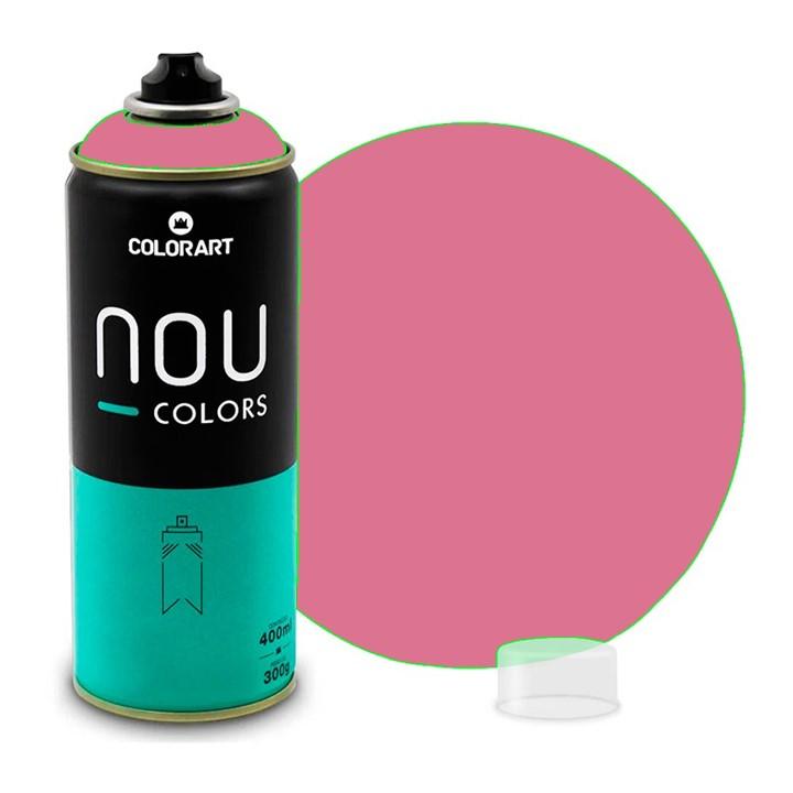 Tinta Spray NOU Framboesa 400ml