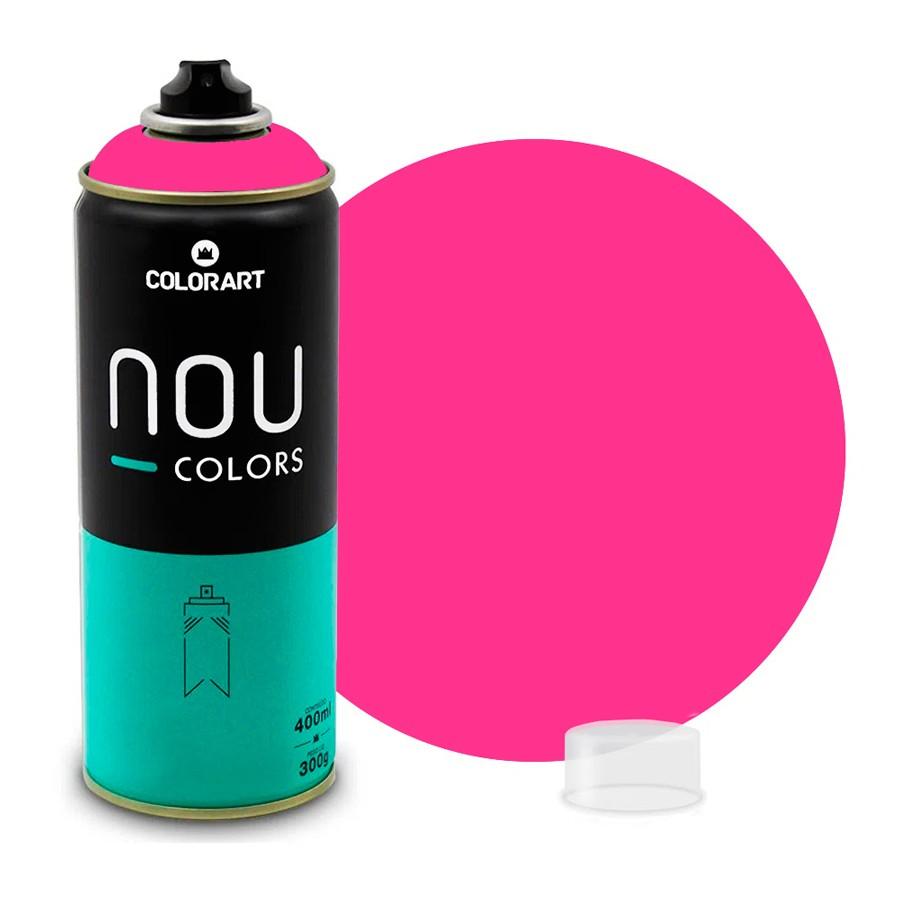 Tinta Spray NOU Maravilha Luminoso 400ml