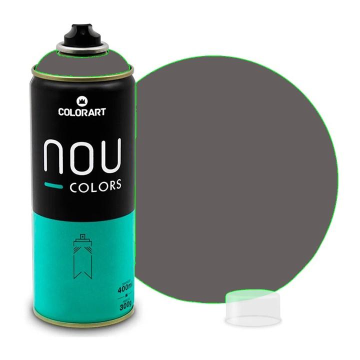 Tinta Spray NOU Marrom Balança 400ml