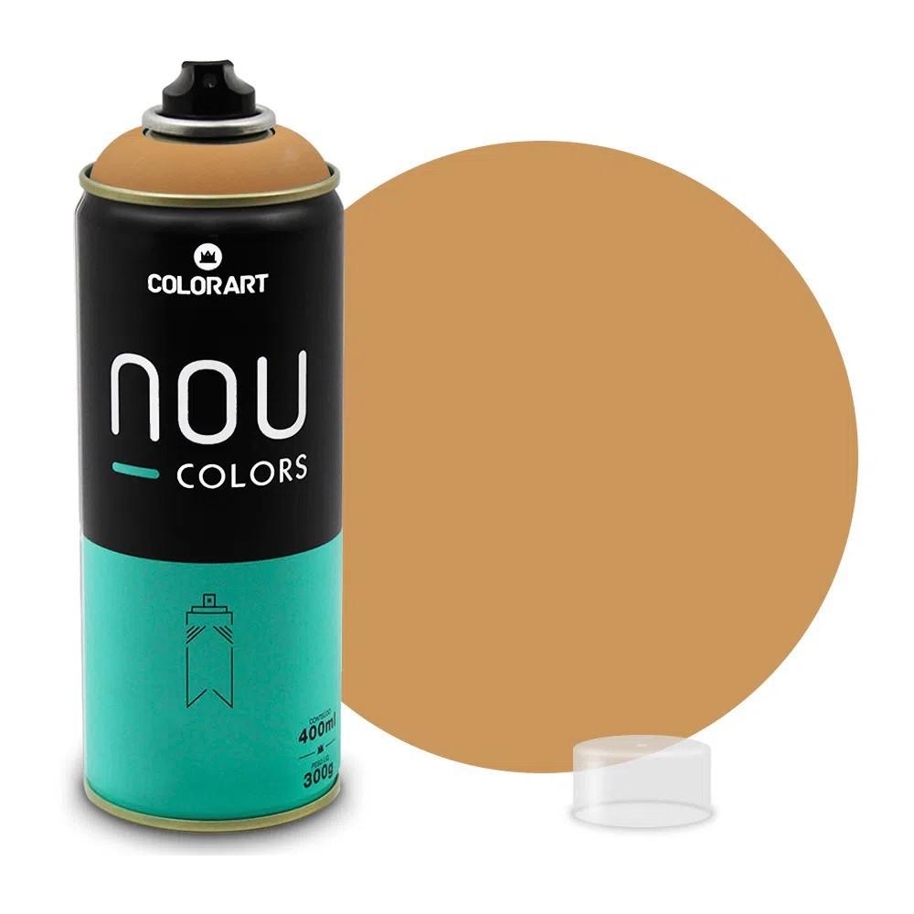 Tinta Spray NOU Ocre 400ml
