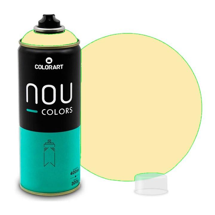 Tinta Spray NOU Sorvete de Creme 400ml