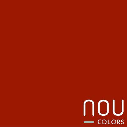 Tinta Spray NOU Vermelho Oxido