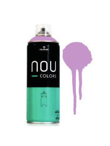 Tinta Spray NOU Violeta Shiva 400ml