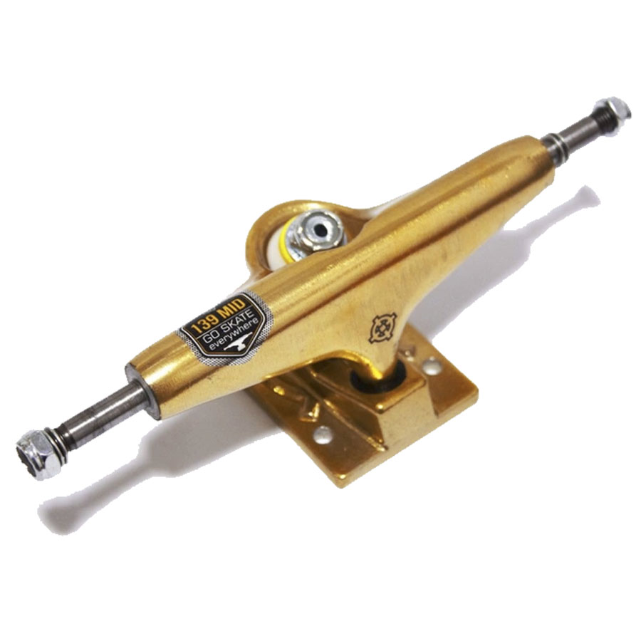 Truck Intruder Pro Series Noble Gold MID 139mm
