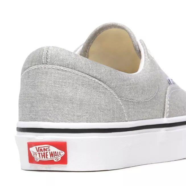 Tênis Vans Era Silver True White