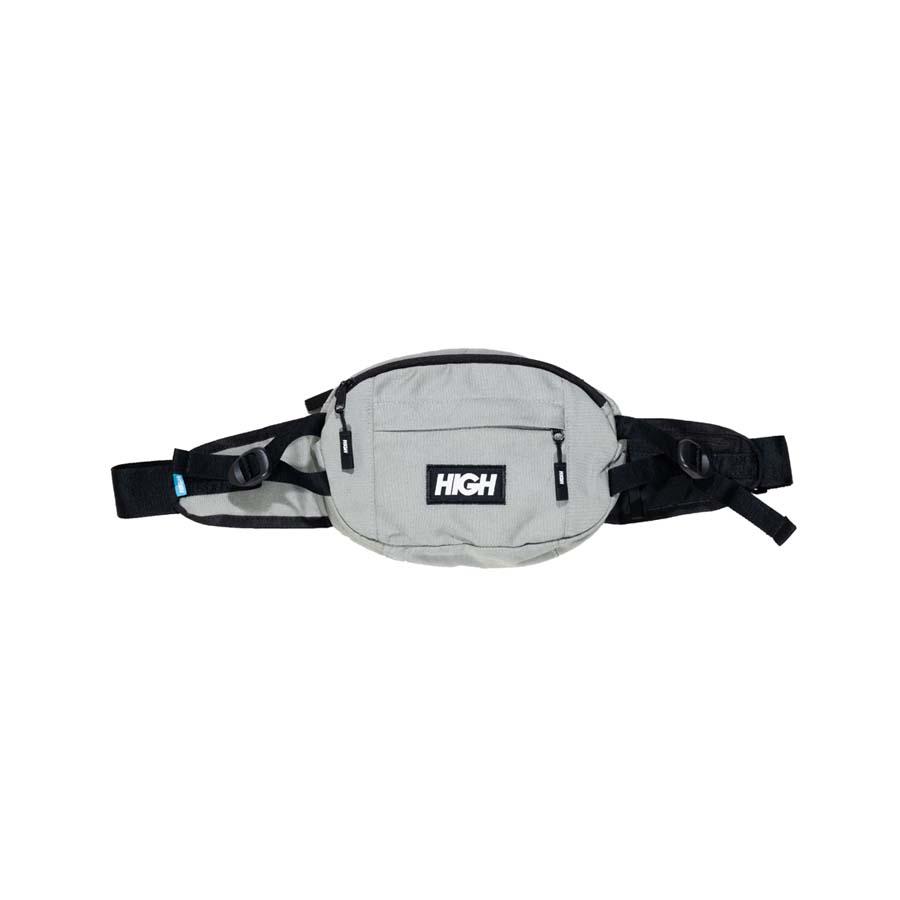 Waist Bag High Overdyed Denim Grey