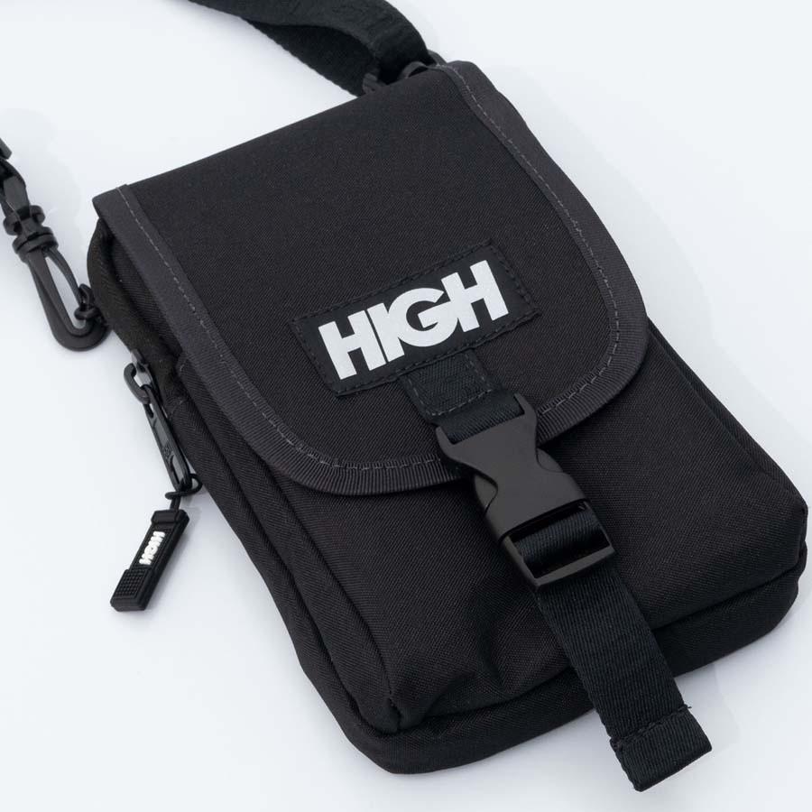 Wallet Bag High Reflective Logo Black