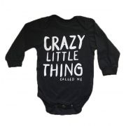 Body Crazy Little Thing - Preto