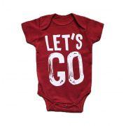 Body Let's Go - Vermelho